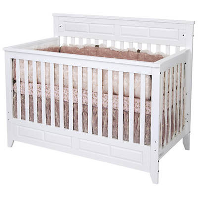 Child Craft Westboro Lifetime Convertible Crib - White