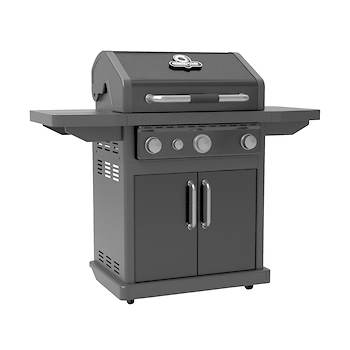 Dyna-Glo Pro 30,000-BTU Gas Grill with Integrated Searing Booster