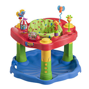 Evenflo Exersaucer Delux Circus Active Learning Center
