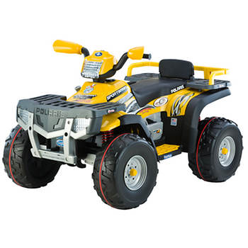 Peg-Perego Polaris Sportsman 850 Twin - Yellow