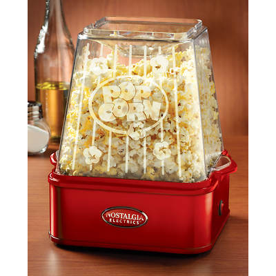 Nostalgia Electrics 6-Qt. Stirring Theater Popcorn Maker - Red