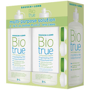 Bausch & Lomb Biotrue Multipurpose Solution