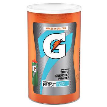 Gatorade Glacier Freeze Powder, 76.5 oz.