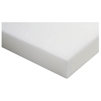 "Cradlesoft University 1-1/2"" Memory Foam Mattress Topper - Twin XL"