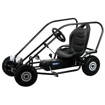 Hauck Traxx Thunder Go-Kart - Black
