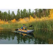 Advanced Elements Adventure Voyage2 Inflatable Paddler Pack Kayak - Or