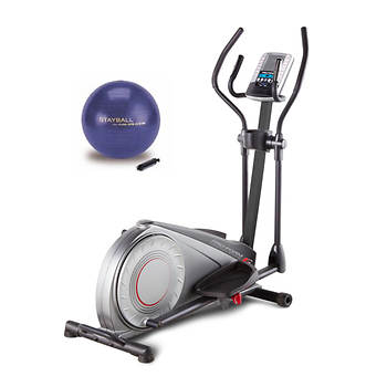 ProForm 400 LE Elliptical Trainer with Bonus Pilates Ball