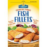 Gorton's Crunchy Panko Fish Fillets, 32 ct.