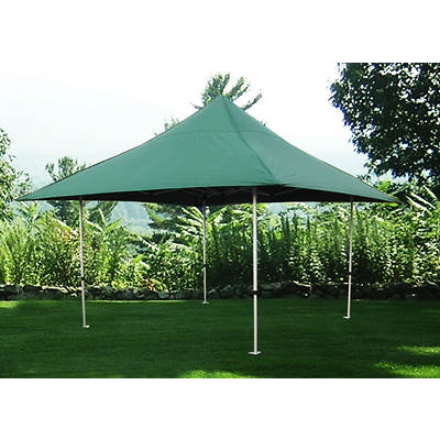 Impact Canopy 10' x 10' Flair Canopy Kit - Forest Green