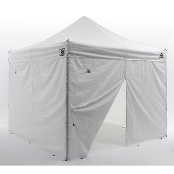 Impact Canopy Universal Polyester Wall Kit