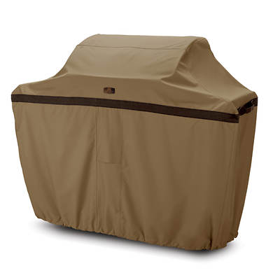 Classic Accessories Hickory Collection Large Cart Barbecue Cover