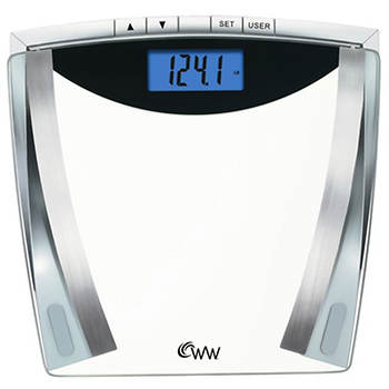 Weight Watchers Digital Glass Body Analysis Scale
