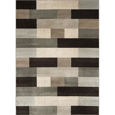 "Royalty 5'2"" x 7'2"" Rug - Multicolored/Linear"