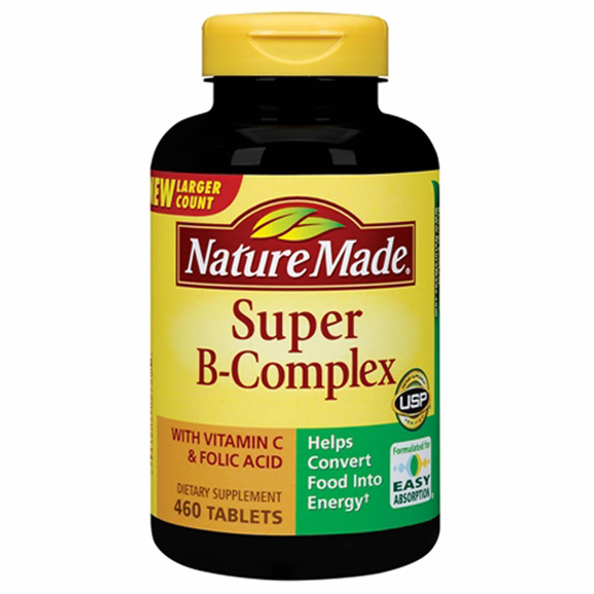 B complex nature made