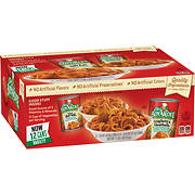 Chef Boyardee Mini Ravioli and Spaghetti & Meatballs Variety Pack, 12