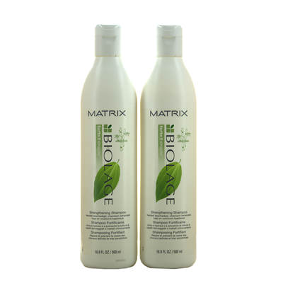 Matrix Biolage Strengthening Shampoo, 16.9 Oz., 2-Pk