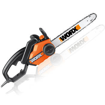 "WORX 15-amp 4 hp 18"" Electric Chain Saw"