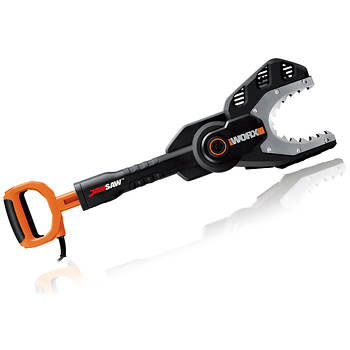 WORX 5-amp JawSaw Debris and Pruning Electric Chain Saw