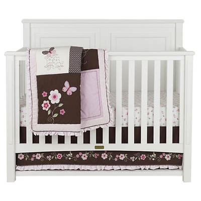 Carter's Sleep Haven 4-in-1 Lifetime Crib - White