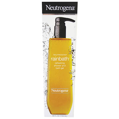 Neutrogena Rainbath Refreshing Shower and Bath Gel, 40 Oz.