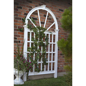 New England Arbors Dartmouth Trellis
