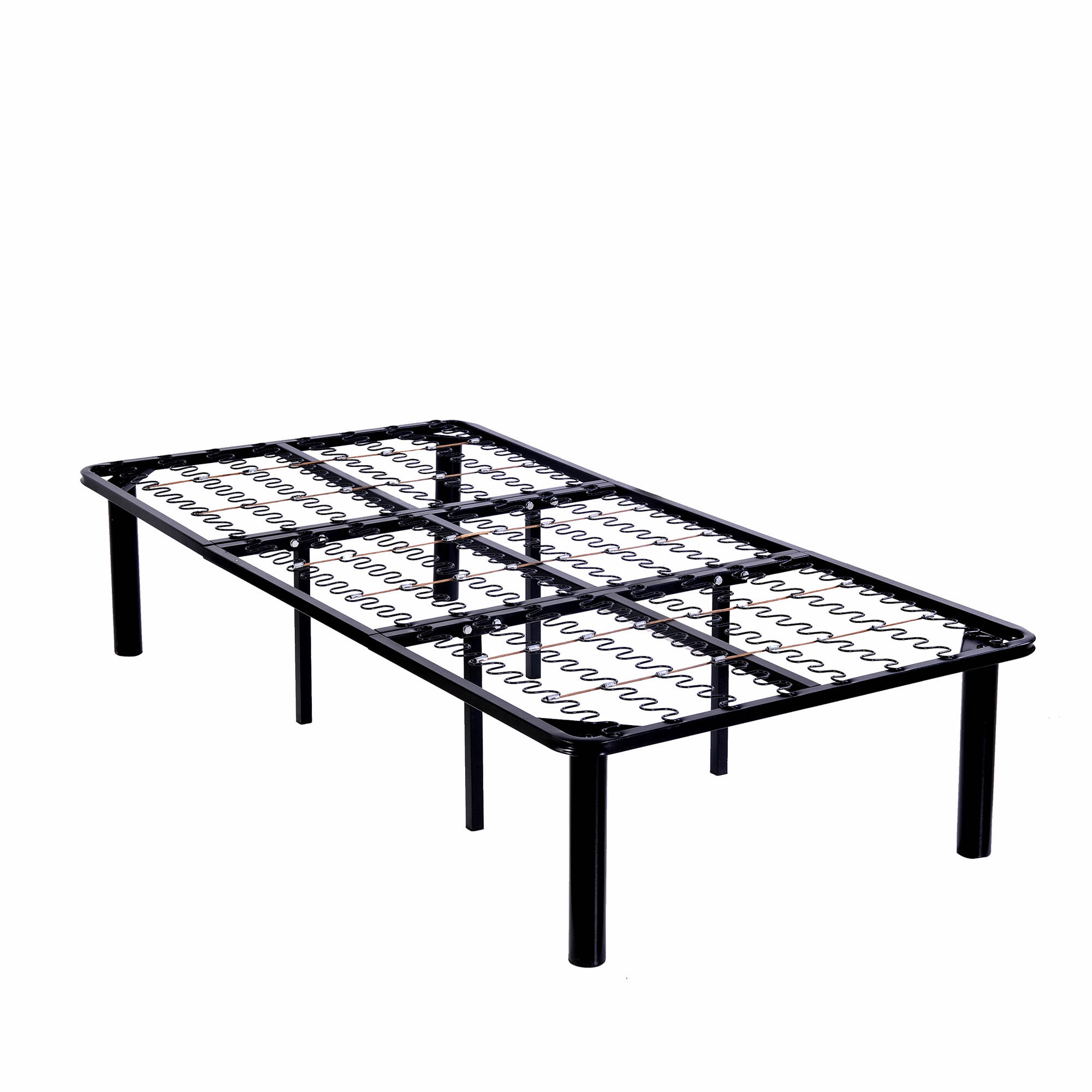 handy living twin size bed frame