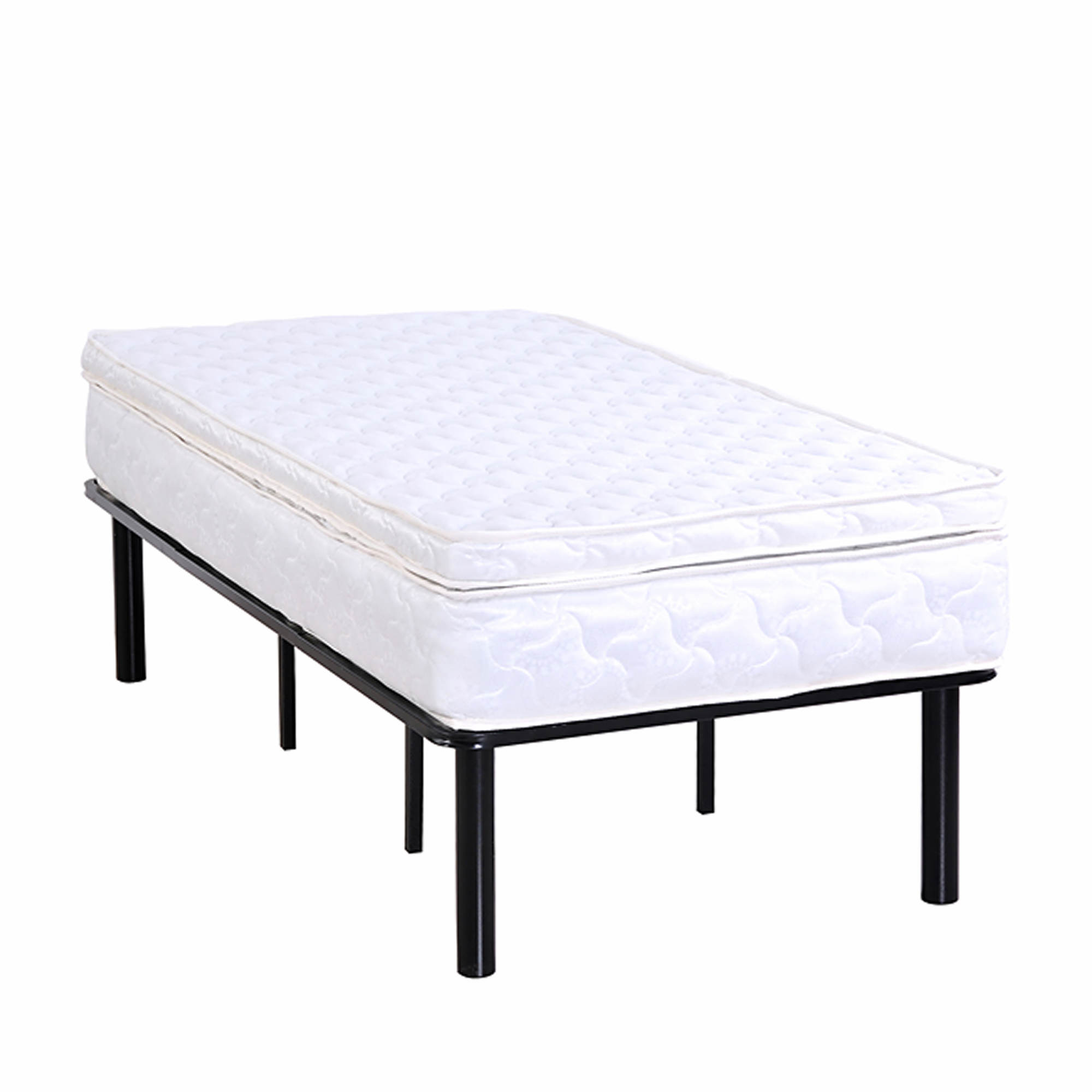 Handy Living Twin Size 11 Plush Pillowtop Mattress