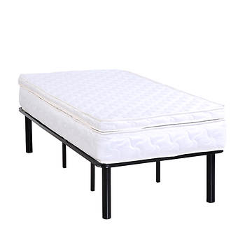 "Handy Living Twin-Size 11"" Plush Pillowtop Mattress"