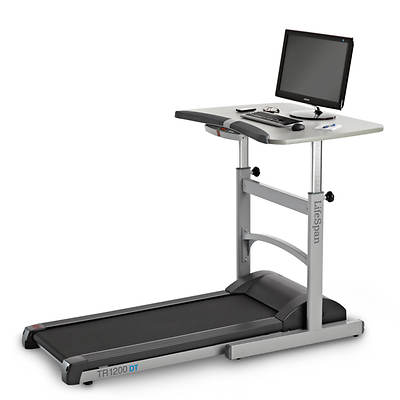 Lifespan TR1200DT Desk Top Treadmill with Free Starter Kit