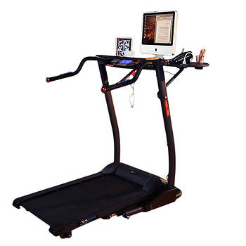Exerpeutic 200 Workfit Fitness Walking Desk Treadmill
