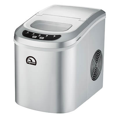 Igloo Portable Ice Maker - Silver