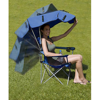 SwimWays Original Canopy Chair - Blue