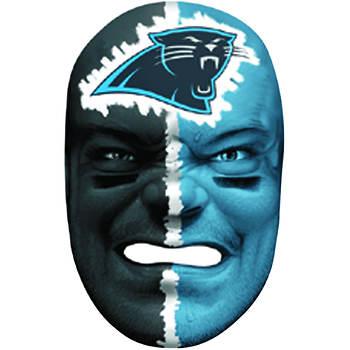 Franklin Sports NFL Carolina Panthers Fan Face Mask