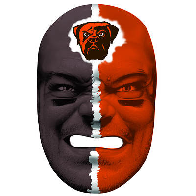 Franklin Sports NFL Cleveland Browns Fan Face Mask