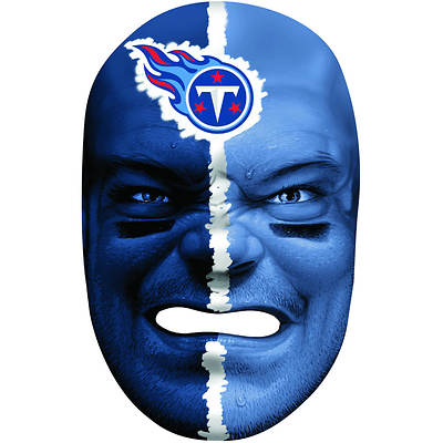 Franklin Sports NFL Tennessee Titans Fan Face Mask
