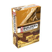 Clif Builder's Chocolate Peanut Butter Energy Bar, 12 pk./2.4 oz.