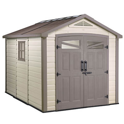 Keter Orion 8' x 9' Storage Shed
