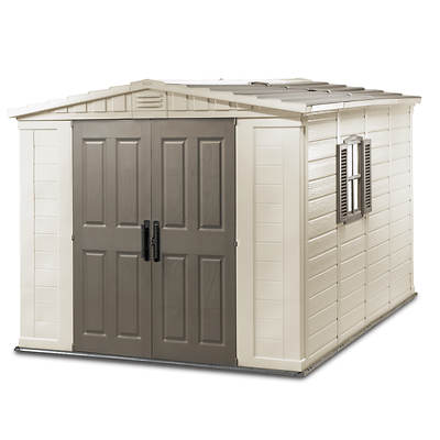Keter Fortis 8' x 11' Storage Shed