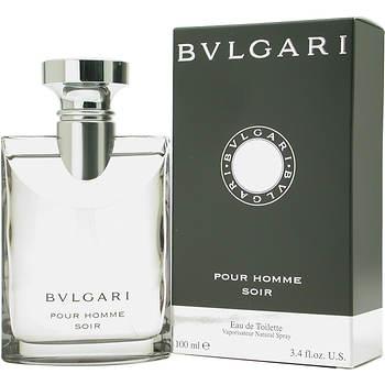 Bvlgari 3.4 Oz. Bvlgari Pour Homme Soir Eau De Toilette Spray
