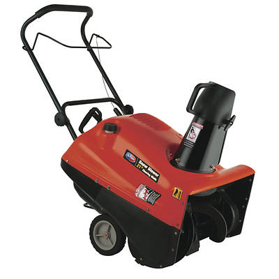 "All-Power 21"" Gas Snow Blower with Electric Start"
