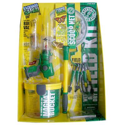 Essential Field Gear Backyard Safari Wet & Dry Field Kit