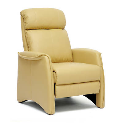 Baxton Studio Sequim Recliner - Tan