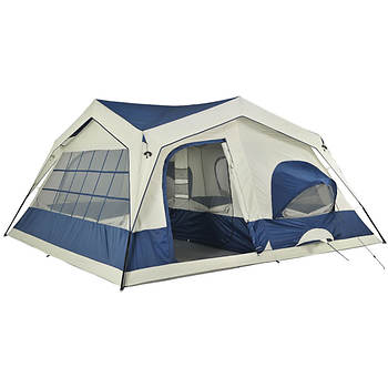 Northpole 15' x 15' 3-Room Tent with Screened Front Porch