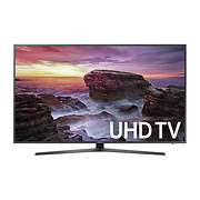 "Samsung UN58MU6070 58"" 4K UHD Smart LED TV"