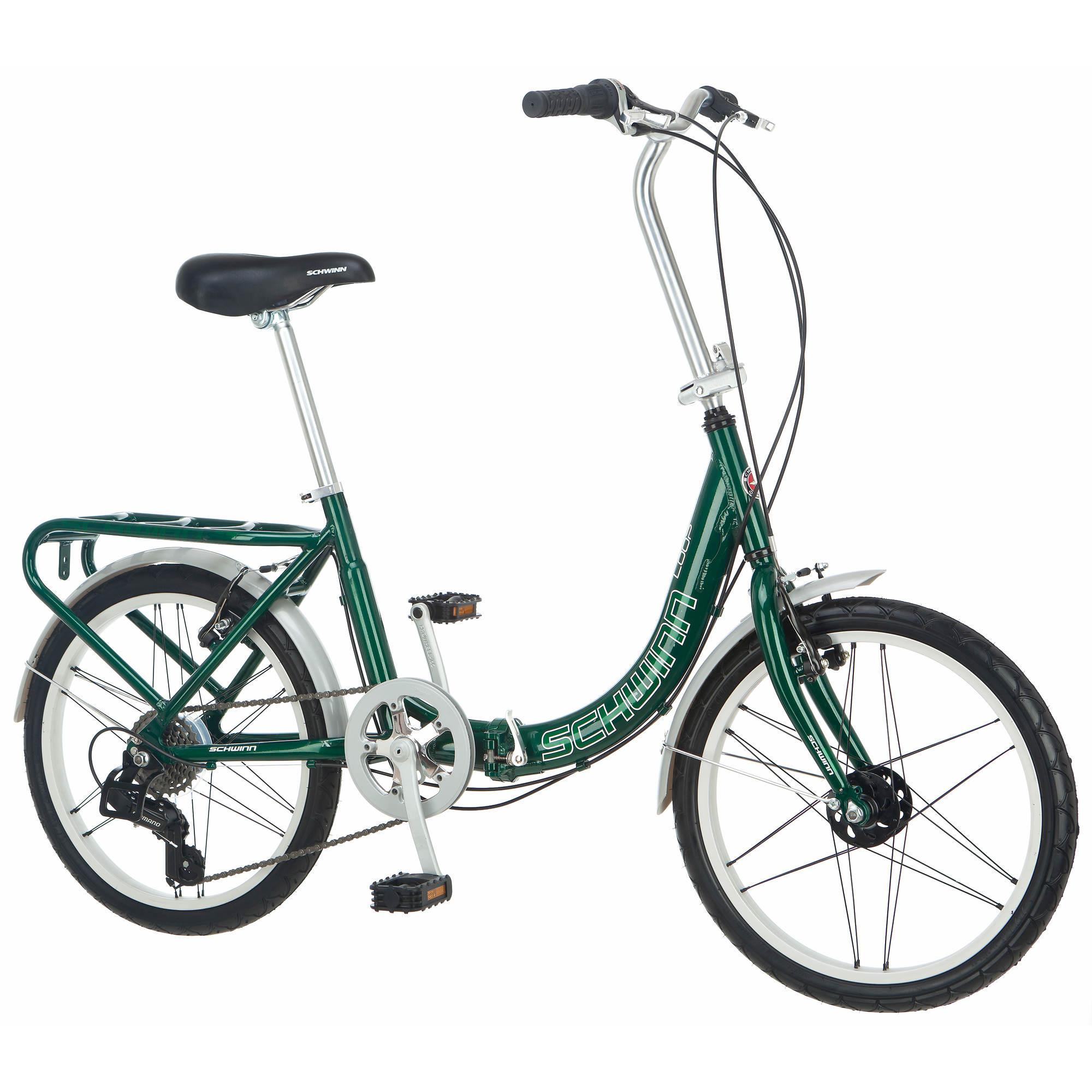 """Schwinn Loop 20"""" Folding Bicycle"""