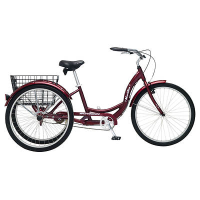 "Schwinn 26"" Meridian Adult Tricycle"