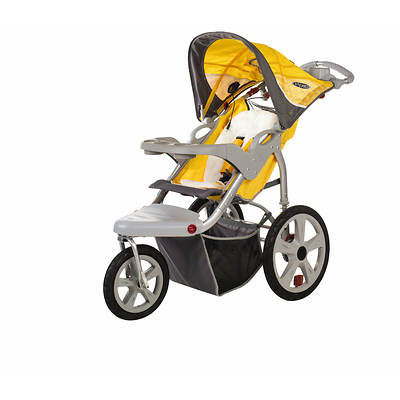 InSTEP Grand Safari Single Jogging Stroller