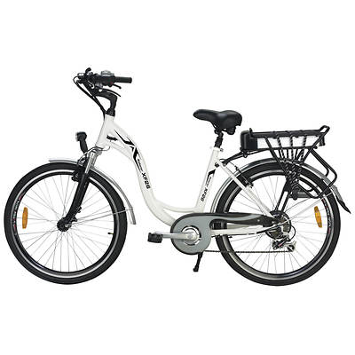 "Yukon Trail Women's Xplorer Electric  Lithium-Ion 26"" Bicycle"