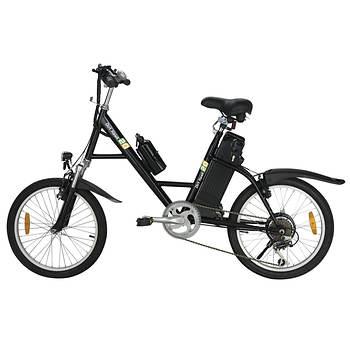 """Yukon Trail Youth Dirt Hawk Electric 20"""" Bicycle"""