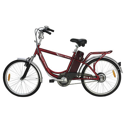 "Yukon Trail Men's Navigator Electric 24"" Bicycle"